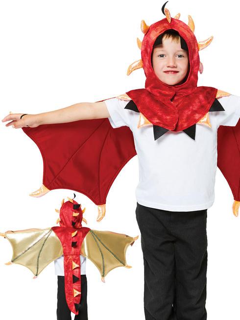 Child's Dragon Cape