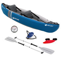 Sevylor Adventure Plus Inflatable Kayak