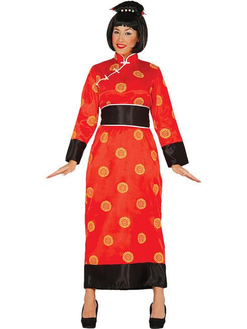 Ladies Chinese Kimono Costume