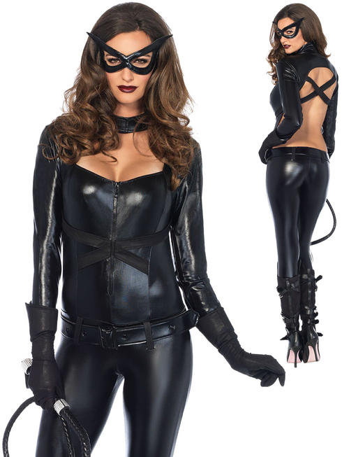Ladies Cat Girl Costume