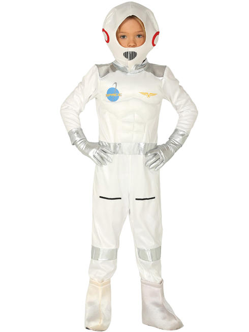 Child's Astronaut Costume