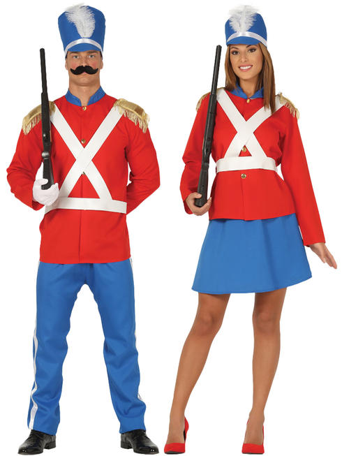 Adult's Royal Guard Costume