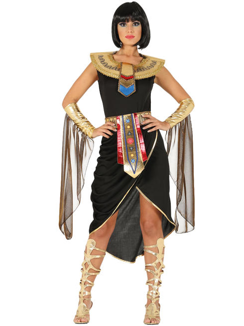 Ladies Cleopatra Queen Costume