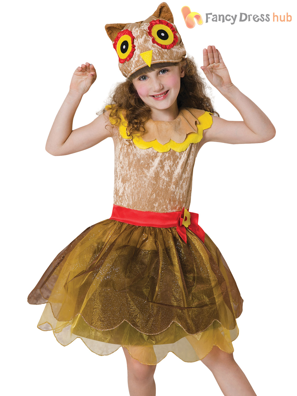 Childs Mouse Costume Boys Girls Animal Fancy Dress Kids Book Week Day Outfit