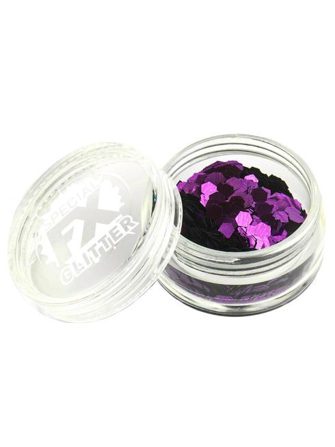 Purple Confetti Glitter