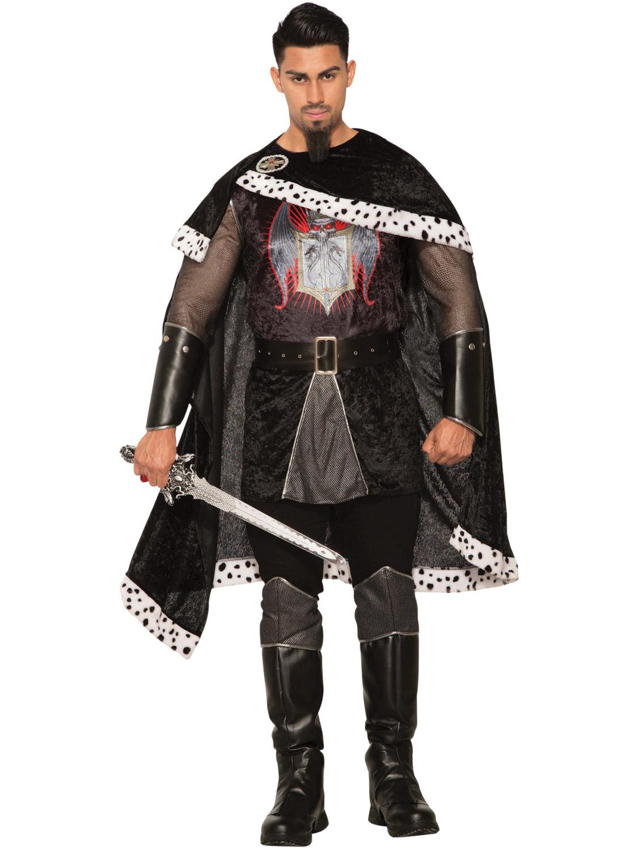 Warrior King Renassiance Medieval Adult Mens Halloween Costume