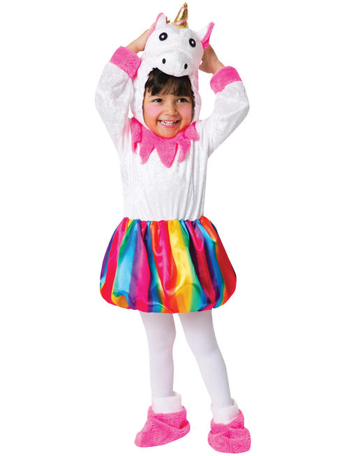 Toddler Unicorn Rainbow Costume