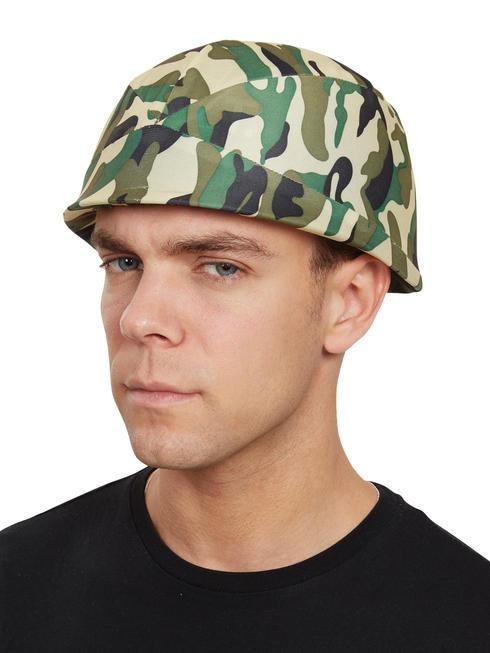Adult's Camouflage Helmet
