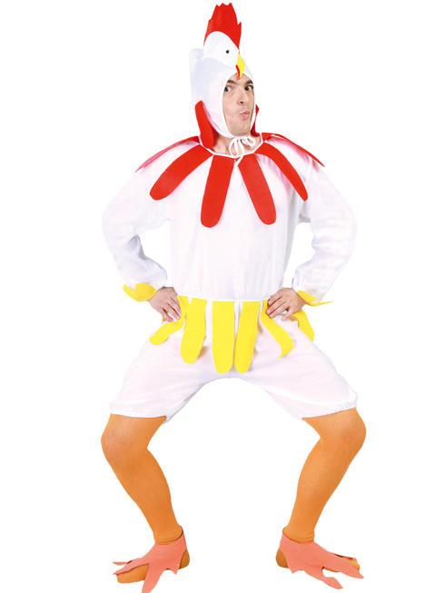 Men's Chicken Costume