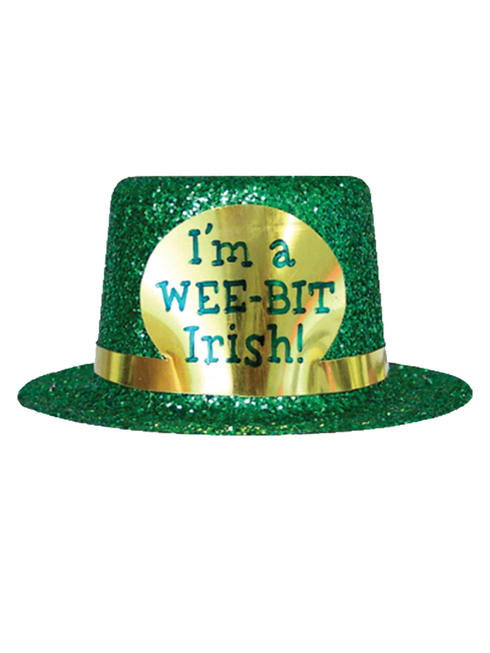Adult's I'M A Wee Bit Irish Hat(