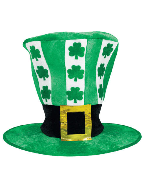 Adult's St Pats Oversized Hat