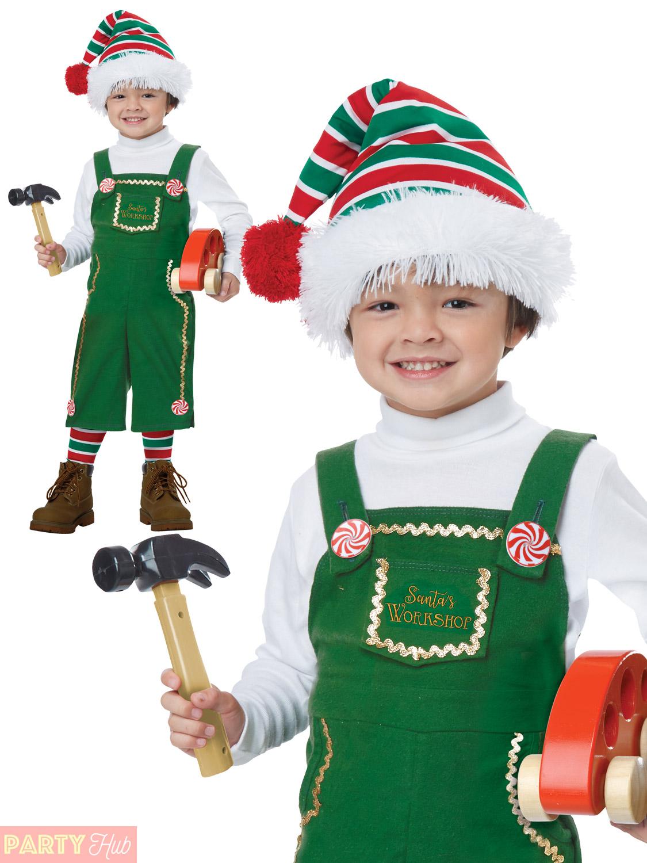 73795b78692c ... boys s jolly elf costume kids christmas santas ...