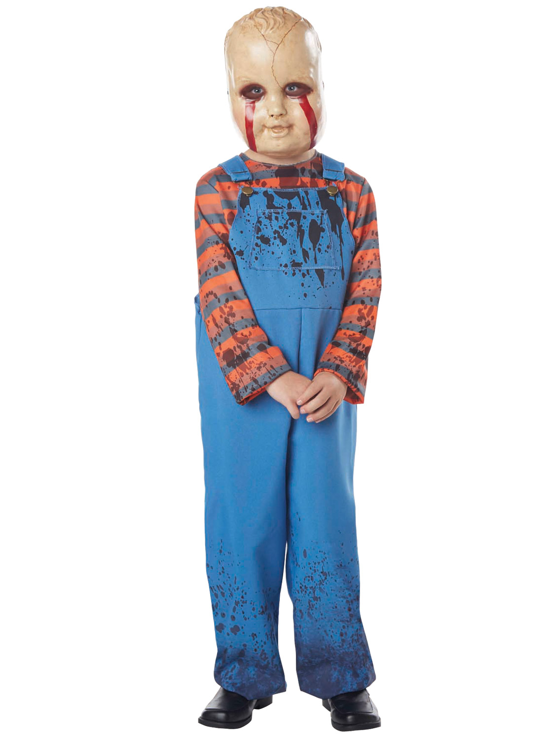 Halloween Costume 303.Details About Boys Cereal Killer Costume Child Chucky Halloween Fancy Dress Kids Serial Outfit