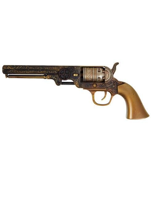 Adult's Steampunk Cowboy Pistol