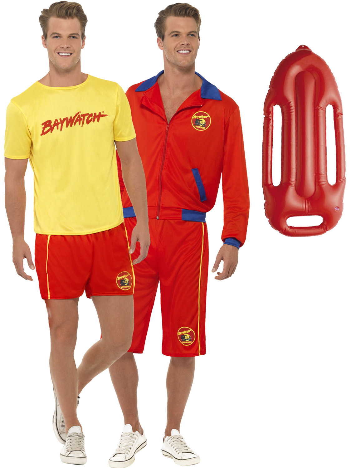 Ladies /& Mens Lifeguard Fancy Dress Stag Beach Baywatch Style Costume Outfit