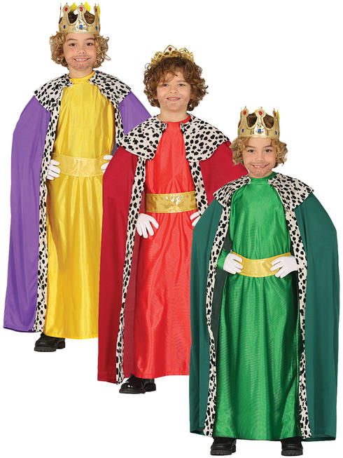 Boy's Nativity Wise Man Costume