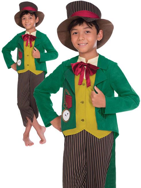Boy's Dickensian Costume