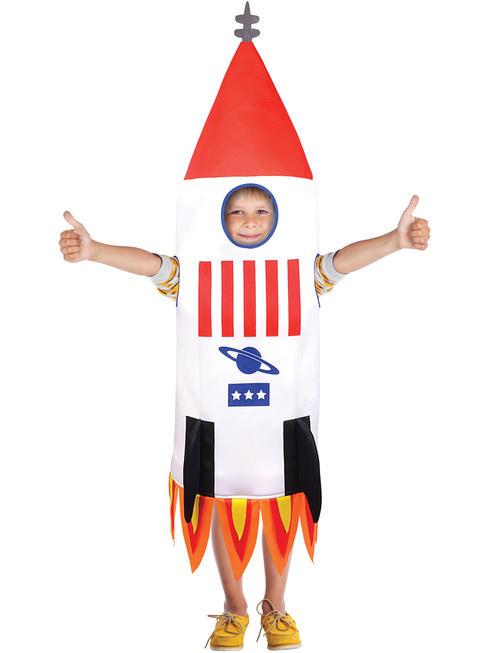 Child's Rocket Ship Costume