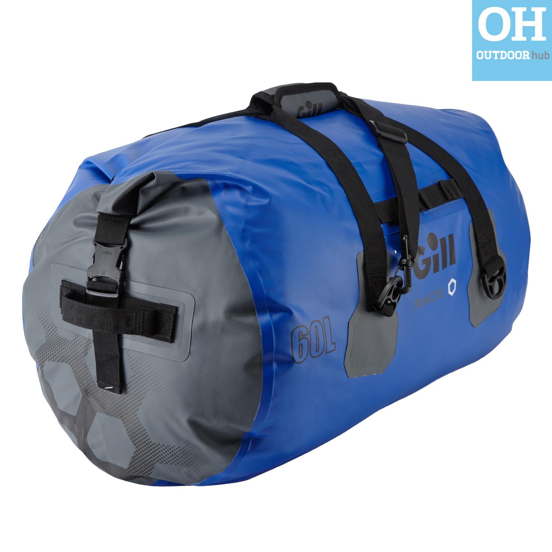 2019 Gill Race Team 60l Waterproof Bag Blue Rs14   eBay e85eafeb28