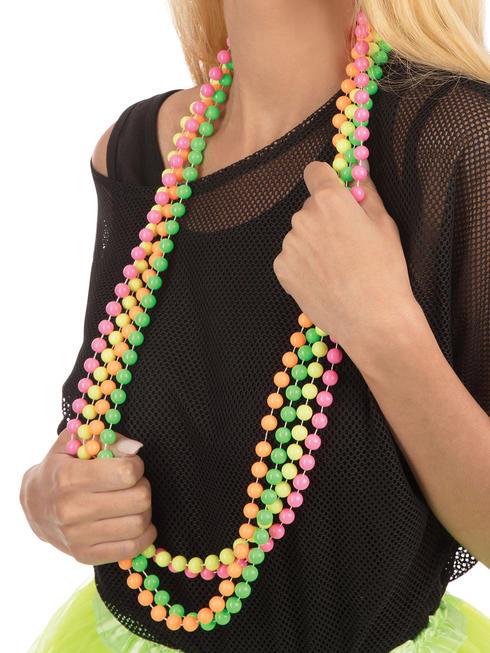 80s Neon Necklace