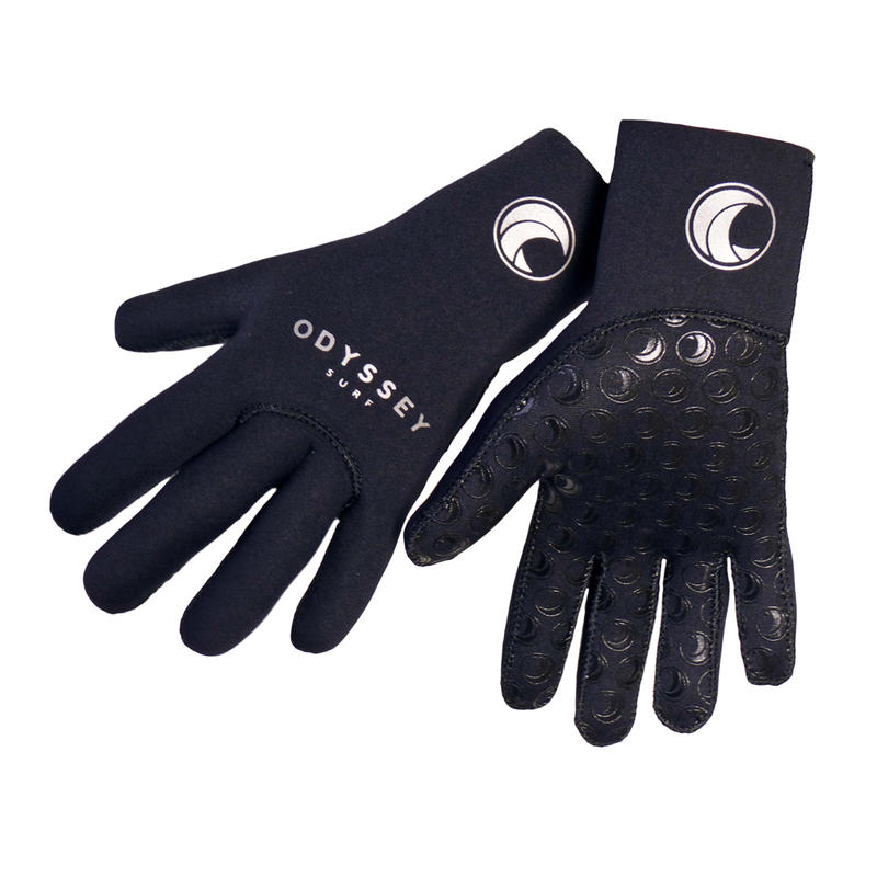 Odyssey 4mm Wetsuit Gloves with WetGrip & GBS