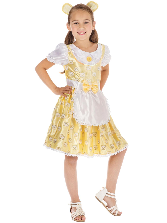 Childrens Fancy Dress Costume Age 8-10 -140cm Medium Cute Indian Girl