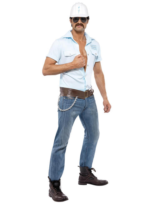 Men's Village People Costume