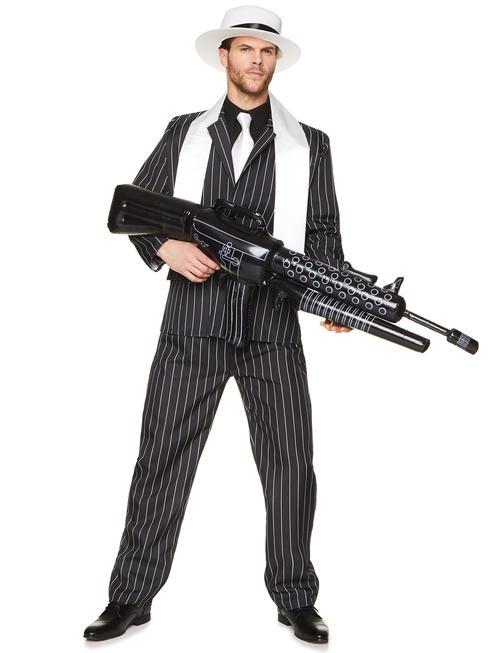 Men's Gangster Boss Costume