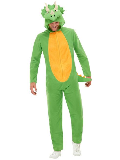 Adults Dinosaur Costume - Medium