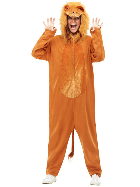 Adults Lion Costume - X-Large