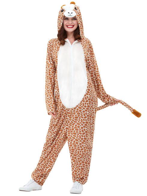 Adults Giraffe Costume - Medium