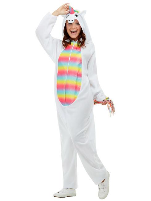 Adults Unicorn Costume - Medium