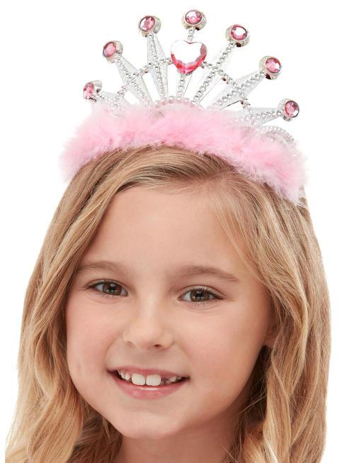 Girls Princess Tiara - Pink
