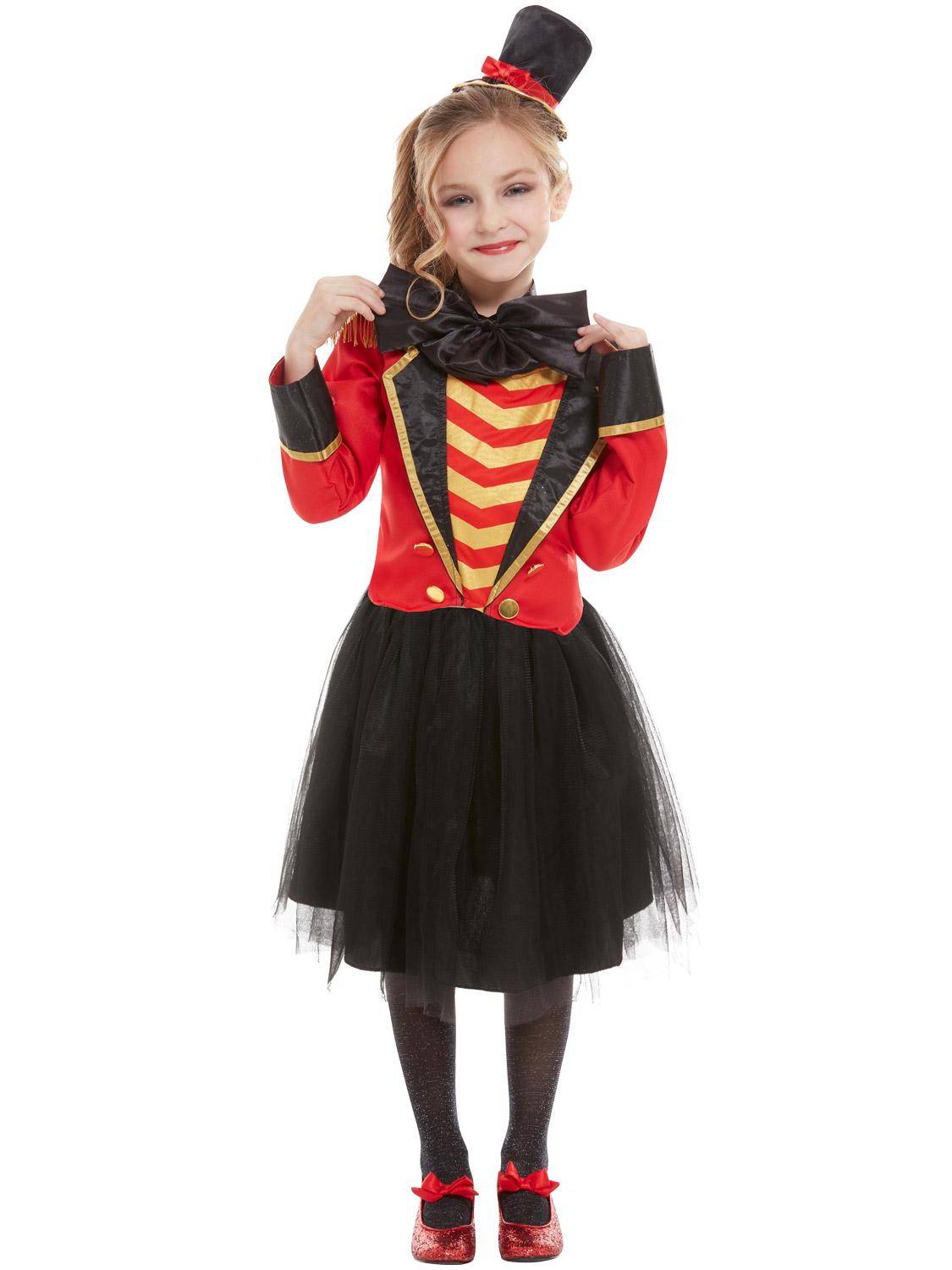 Boys-Girls-Ringmaster-Strongman-Costume-The-Greatest-Showman-Circus-Fancy-Dress thumbnail 12