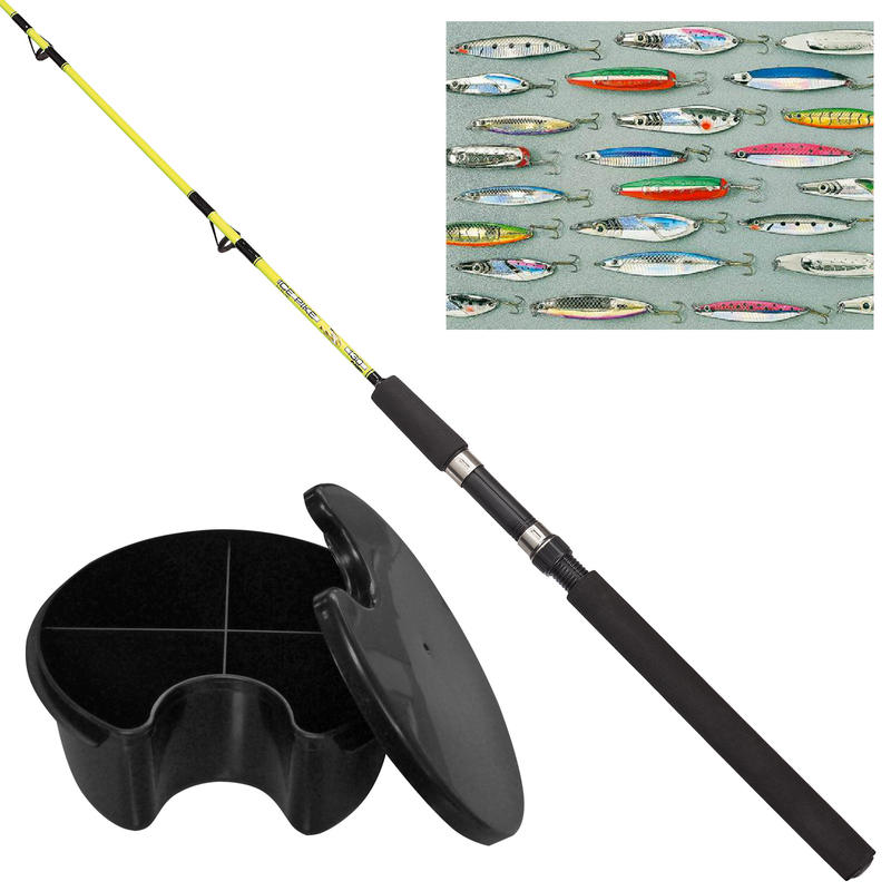 Fladen Junior 1.3M Fishing Rod Bundle