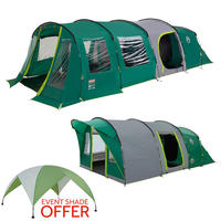COLEMAN PINTO MOUNTAIN TENTS