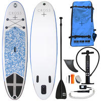 GUL CROSS SUP - 9FT 8IN