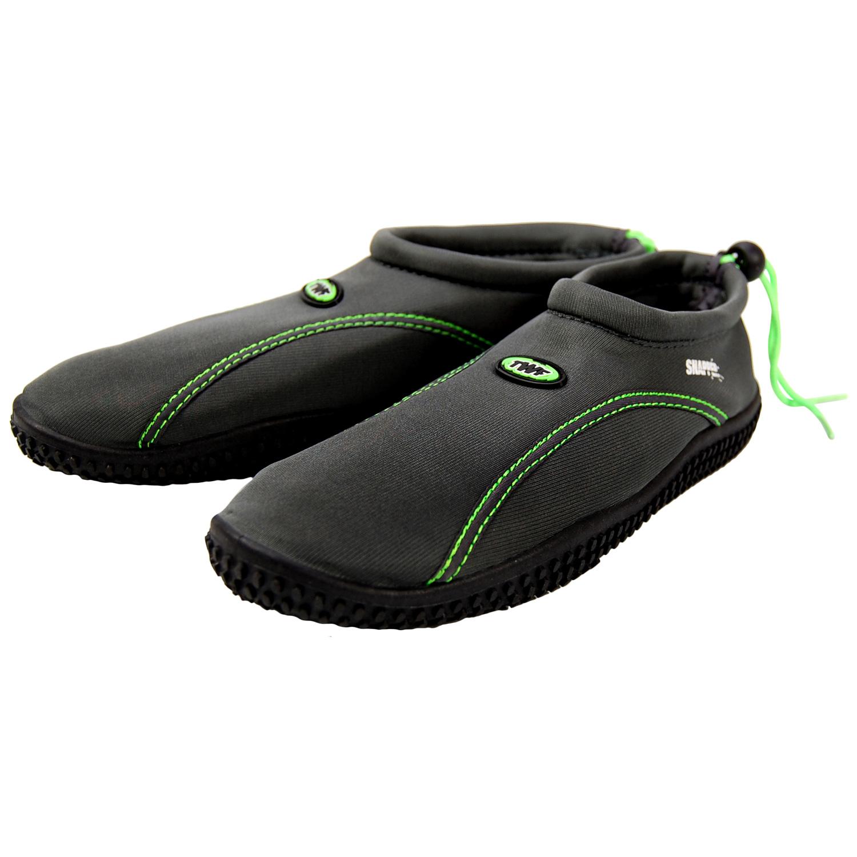 TWF-Playa-Aqua-Zapatos-para-hombre-senoras-CHICOS-CHICAS-CHILDS-Adultos-Deportes-Acuaticos-Mar-Surf miniatura 74