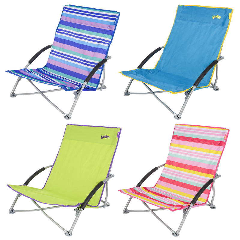 Yello Low Beach Chair