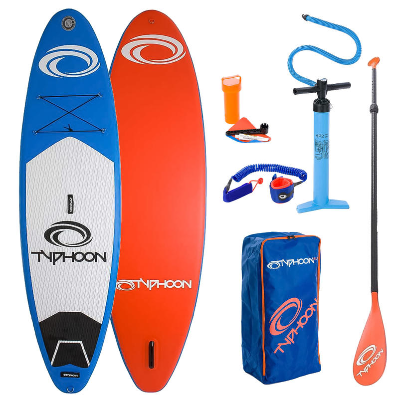 TYPHOON INFLATABLE SUP - 10ft 2in FULL KIT
