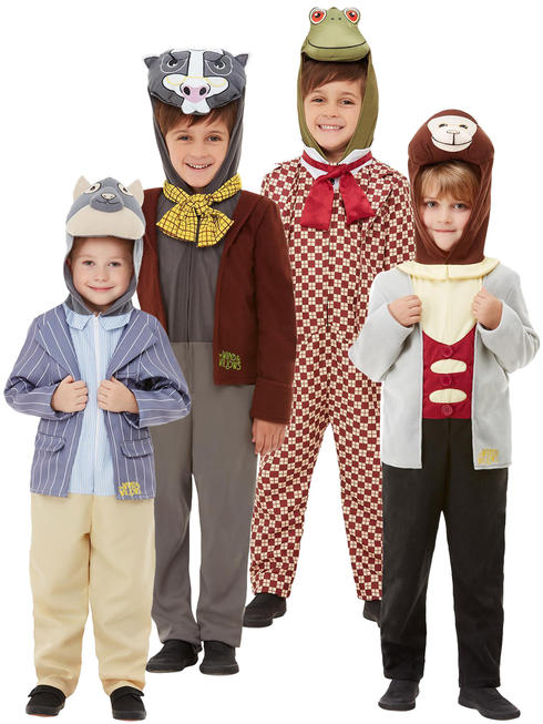 Childs Deluxe Wind In The Willows Costume