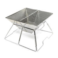Summit Folding Barbeque