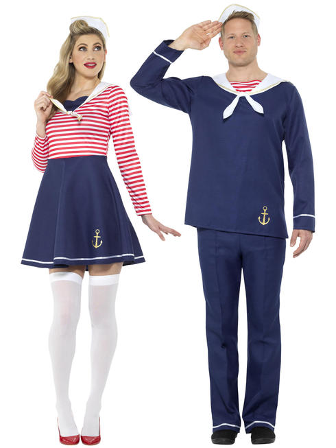Adults Sailor Costume