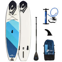 O'Neill Santa Fade Inflatable SUP 11'4""