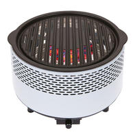 Summit Alfresco Smokeless BBQ Grill