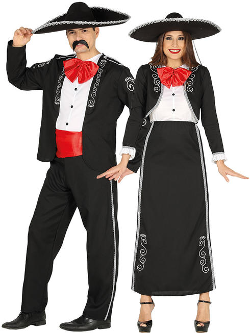 Adults Mariachi Costume