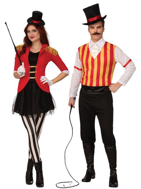 Adult's Ringmaster Costume