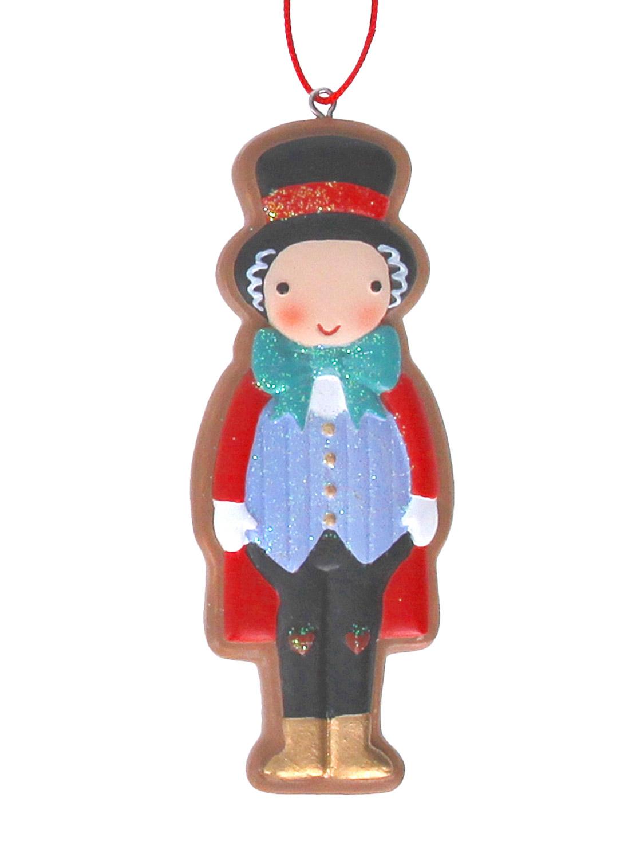 Gisela Graham Gingerbread Alice Wonderland Christmas ...