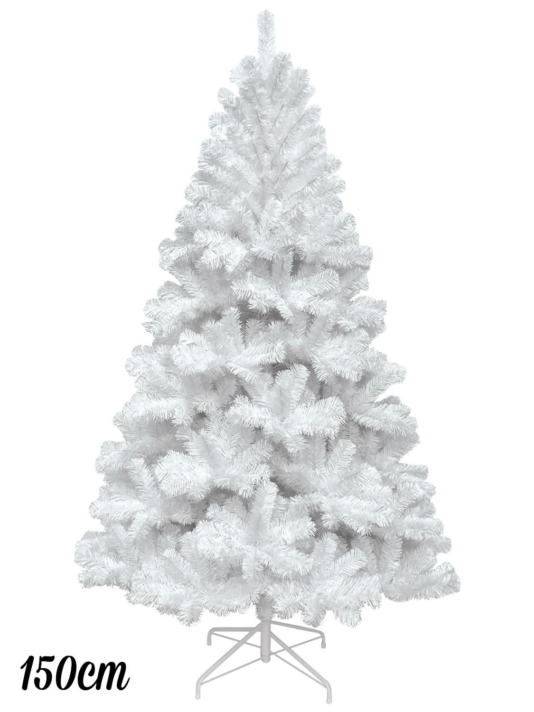 2 Christmas Tree.Snowtime 7ft Colorado Deluxe Artificial Christmas Tree White