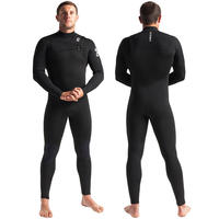 C-Skins Sessions 5:4:3 Mens Chest Zip GBS Full Wetsuit